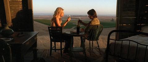 <em>Bottle Shock</em> tells of California wine gaining international fame.