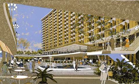 <em>Visualizing a New Los Angeles: Architectural Renderings of Carlos Diniz. </em>