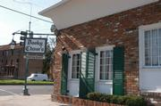 Dooky Chase restaurant in New Orleans.