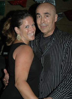 Mary Anne Knox and Peter Ostos