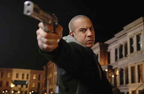Vin Diesel stars as Thoorop in <em>Babylon A.D.</em>