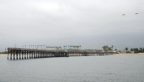 Getting creative:  Santa Barbara County Supervisors had to rethink their designations for the next two years' worth of the Fed's Coastal Impact Assistance Program funding. While some projects were booted from the funded line, Goleta Beach Park's (pictured) long-simmering restoration project remained the supervisors' main priority.