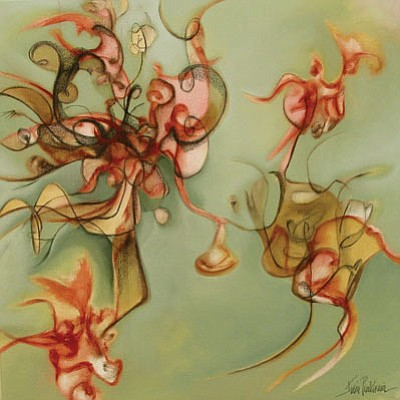 "Julia Pinkham's ""The Sweet Green"" (2007)."