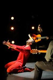 Spain's Rafael Amargo headlines Santa Barbara's 9th annual Flamenco Arts Festival.