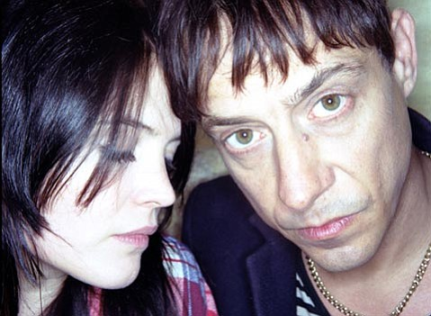 "Alison ""VV"" Mosshart and Jamie ""Hotel"" Hince"