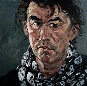 "Jack Smith's ""Auto Portrait."""