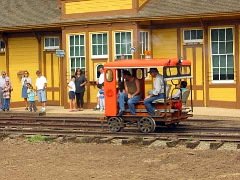 26th Annual Depot Day