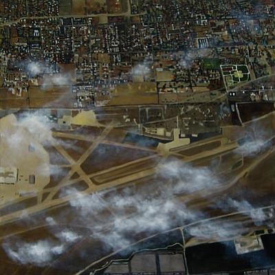 """Julika Lackner's """"Airport"""" (2007)."""