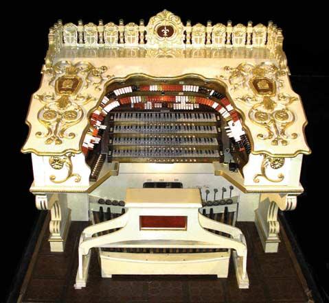Morton The Organ