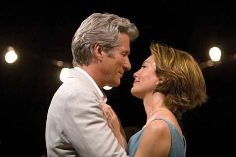 Richard Gere and Diane Lane share <em>Nights in Rodanthe</em>.