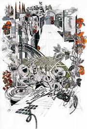 "Ann Diener's ""Cathedral #3"" (2008)."