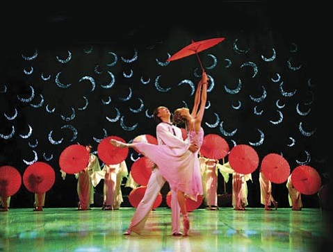 The <strong>Liaoning Ballet of China</strong> brings a program that will transport audiences to breathtaking scenes ranging from a fairyland of jasmines to ancient tragedy in the Qin Dynasty.