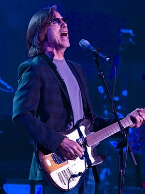 Jackson Browne mixed classic hits with newer tunes during his rollicking Friday night performance at the Arlington.