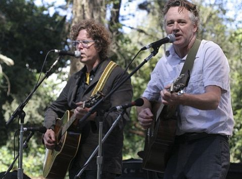 Mark Olson and Gary Louris