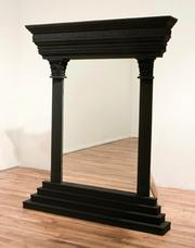 "Shana Lutker's ""The Pillars of Society"" (2008) now on view at UAM."