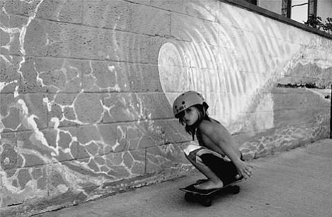 """Concrete Dreams"", Photograph by John Hall"