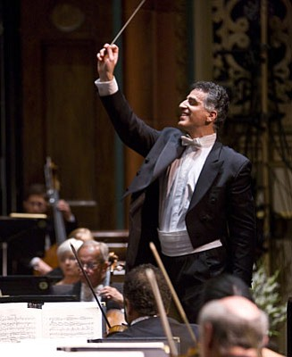Maestro Nir Kabaretti programmed and conducted a memorable opening weekend for the S.B. Symphony's first season at the Granada.