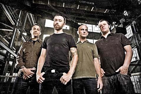 Rise Against (press photo)