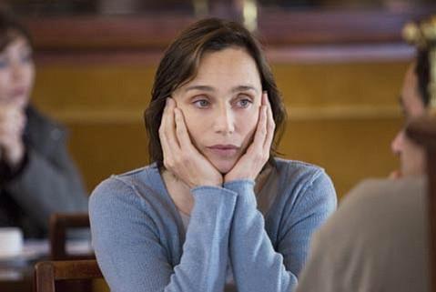 Kristin Scott Thomas is Juliette Fontaine in <em>I've Loved You So Long</em>.