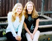 Anna and Sarah Schwab