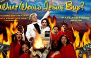 What Would Jesus Do? was produced by the Church of Stop Shopping.