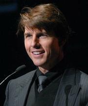 Tom Cruise at the 2007 Santa Barbara International Film Festival