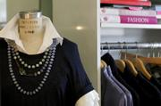 Always keeping her customers in mind, Foster's talent is buying items from designer collections that work well with her other designer choices.