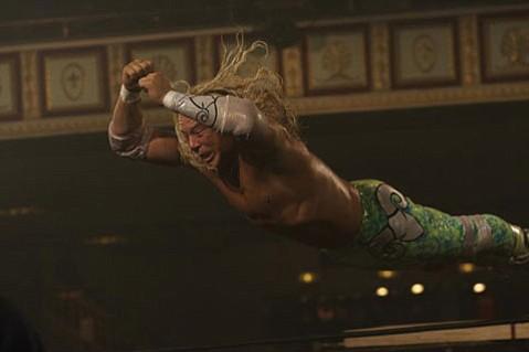 <em>The Wrestler</em>