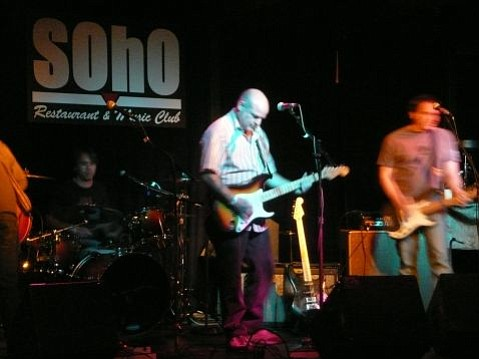 The Meat Puppets play SOhO.
