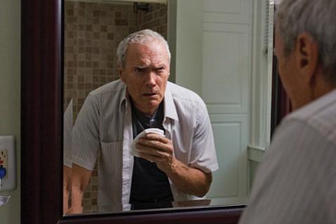 Clint Eastwood in <em>Gran Torino</em>