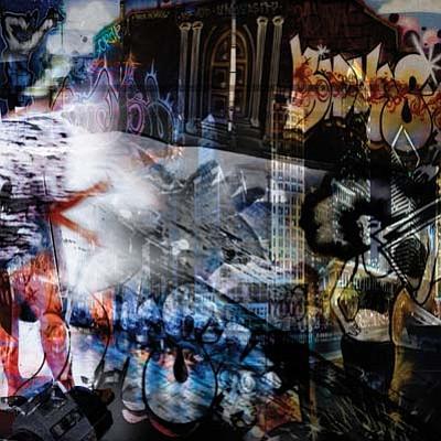 "Alexia's ""Layers of Graffiti."""