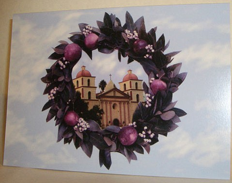 One of Susan Ellen Love's greeting cards.