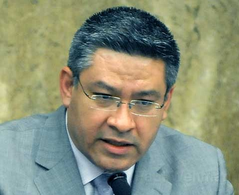 1st District Supervisor Salud Carbajal