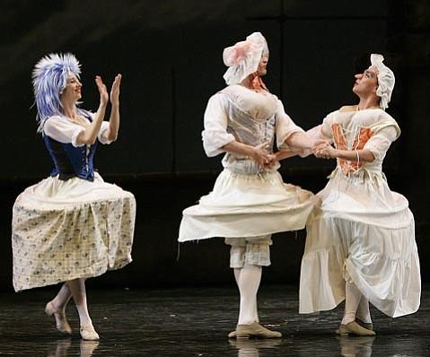 Cinderella at the Granada