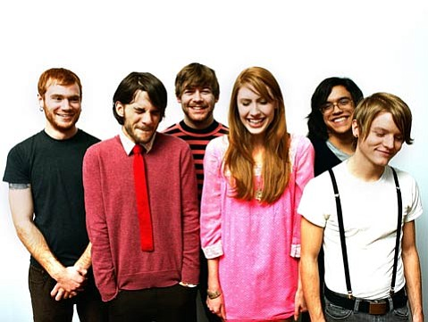 North Carolina's reigning indie pop collective, Annuals, will make a stop at Muddy Waters Cafe this Friday night.