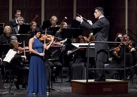 Violinist Jennifer Koh Joins SB Symphony for Valentine's Day Concert