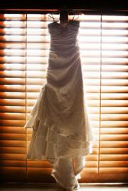 Ask most brides-to-be and they'll confess their wedding is all about the dress, which makes sense considering the generally hefty price tags that accompany bridal gowns. Throughout the years, wedding formalities have been loosened, allowing brides to get all kinds of wacky when it comes to their frock-mini-skirts with a 10-foot train or $12 million diamond-encrusted gowns. Whether you're looking for a dress that makes a statement or want to look like the princess you are, you can find the wedding gown designer and/or shop to bring your dream to fruition right here in S.B.