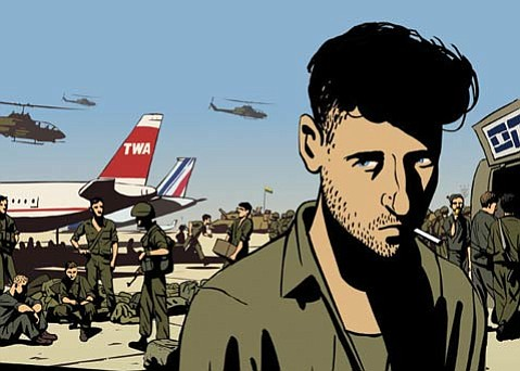 Ari Folman wrote and directed <em>Waltz with Bashir</em>, an animated documentary.