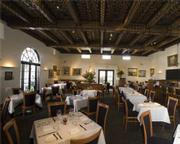 The dining room at the recently closed Wine Cask.