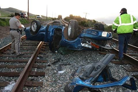 Lompoc Man Sustains Major Injuries in 101 Crash