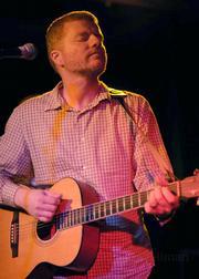 A. C. Newman at Soho Feb. 27, 2009