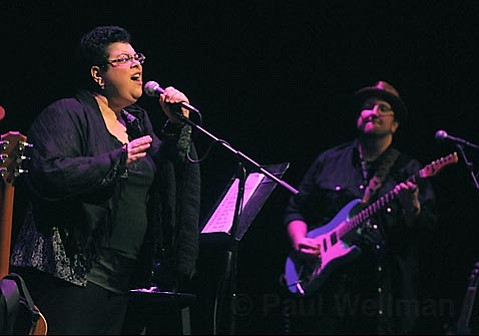 Phoebe Snow at the Lobero Theatre Feb. 27, 2009
