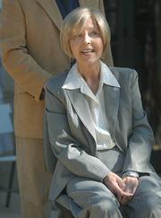 Santa Barbara District Attorney Christie Stanley