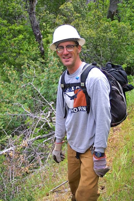 Long time trail advocate Chris Orr to receive Environmental Award at Annual Trails Council meeting.