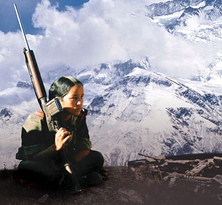 The Sari Soldiers
