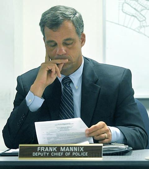 Frank Mannix