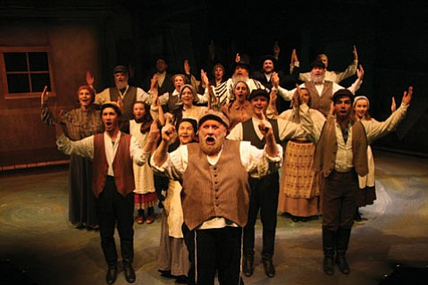 Fiddler On The Roof At Rubicon
