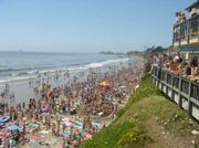 Twelve Thousand Drunks Litter Beaches at Isla Vista's Spring Break Party