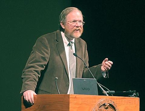 Bill Bryson at the Granada Theatre
