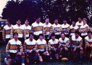 1984 UCSB Rugby team